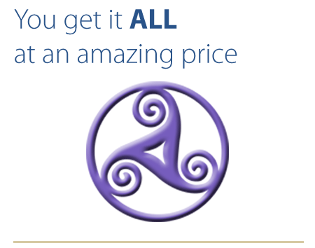 You get it ALL at an amazing price